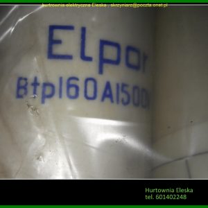 elpor btp 160